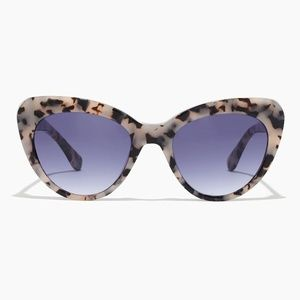New J. Crew Women's Veranda Cateye Sunglasses
